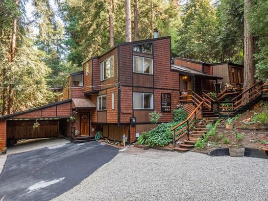 Single Family Home - BROOKDALE, CA