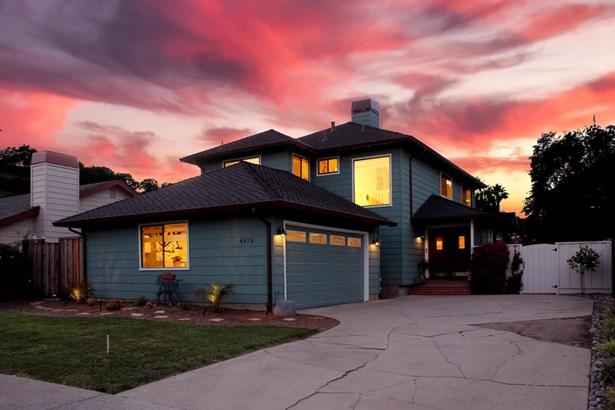 Single Family Home, Contemporary - SOQUEL, CA