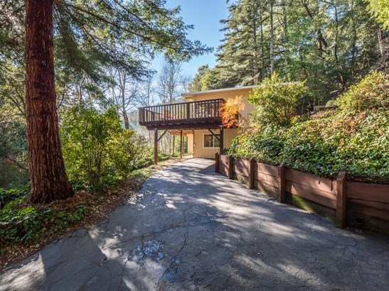 Single Family Home, Cabin,Chalet - BOULDER CREEK, CA