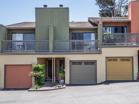 Townhouse, Contemporary - SANTA CRUZ, CA