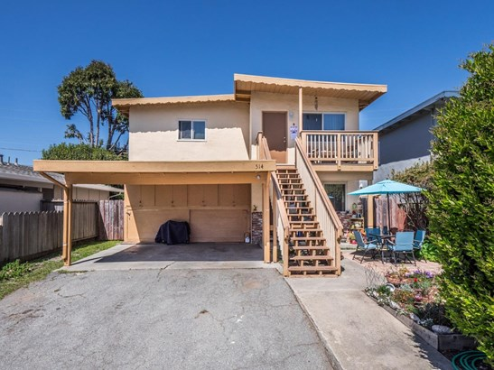 Single Family Home, Vintage - APTOS, CA