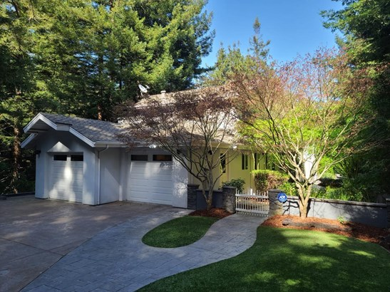 Single Family Home, Custom - SANTA CRUZ, CA