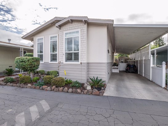 Residential Mobile Home - SCOTTS VALLEY, CA (photo 3)