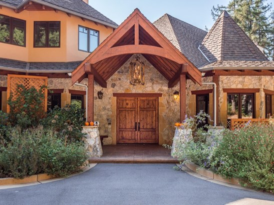 Single Family Home - BEN LOMOND, CA