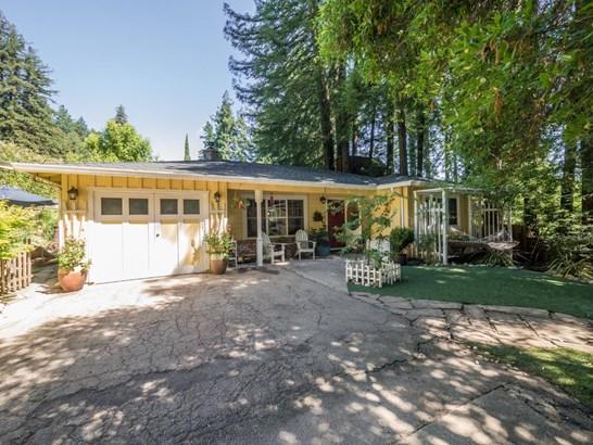 Cottage, Detached - BEN LOMOND, CA (photo 1)