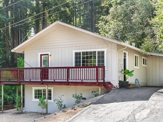 Single Family Home - BOULDER CREEK, CA