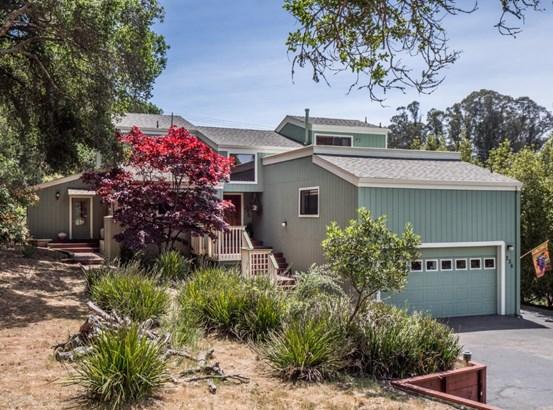 Single Family Home, Contemporary - APTOS, CA