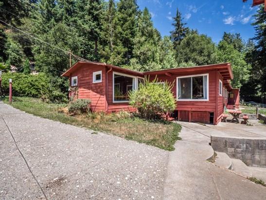 Ranch,Rustic, Single Family Home - BOULDER CREEK, CA