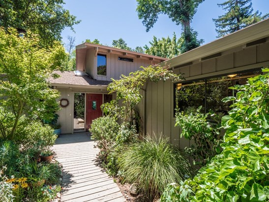 Cabin,Contemporary, Detached - BEN LOMOND, CA (photo 1)