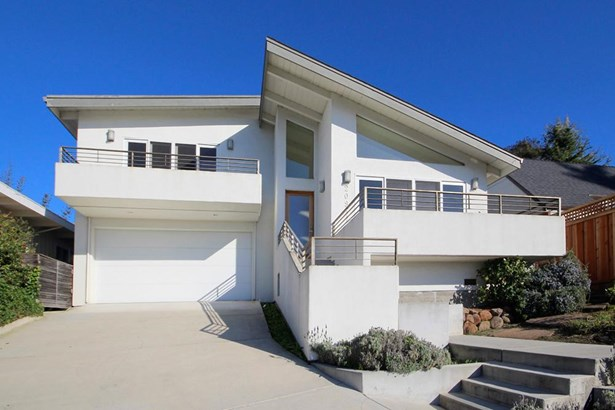 Single Family Home, Contemporary,Modern / High Tech - APTOS, CA