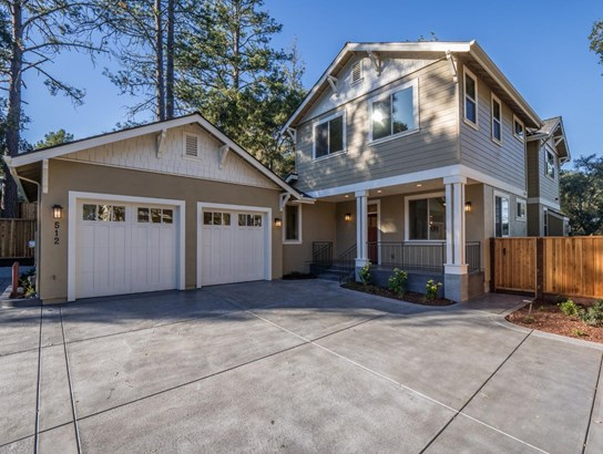Detached, Contemporary,Craftsman - SCOTTS VALLEY, CA (photo 1)