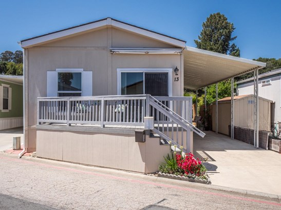 Residential Mobile Home - SOQUEL, CA (photo 1)