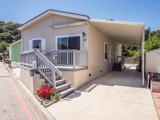 Residential Mobile Home - SOQUEL, CA (photo 2)