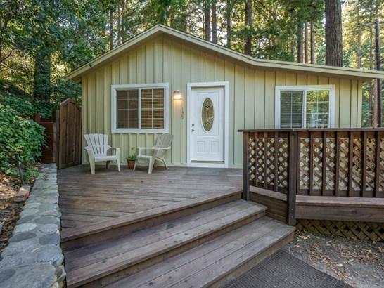 Cabin, Detached - BOULDER CREEK, CA (photo 1)