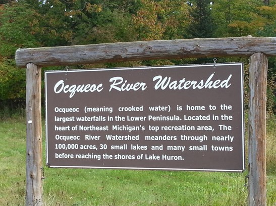 Watershed Sign (photo 1)