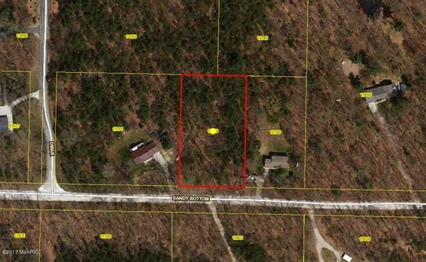 aerial view 11759 Sandy Bottom