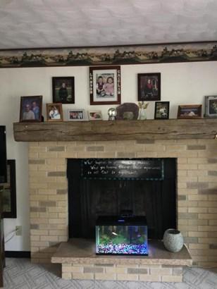 Living Room Decorative Firepla (photo 5)