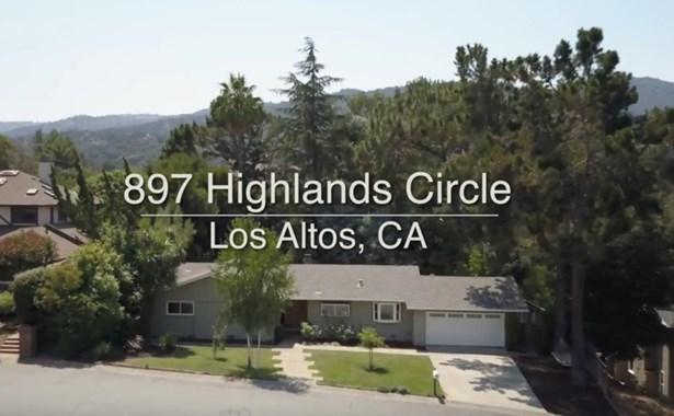 897 Highlands Circle, Los Altos, CA - USA (photo 1)