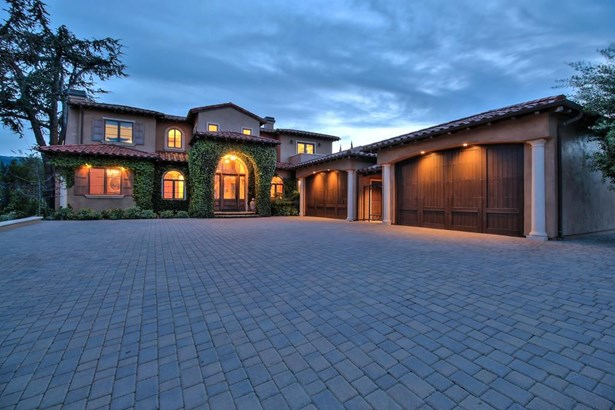 480 Border Hill Road, Los Altos, CA - USA (photo 1)
