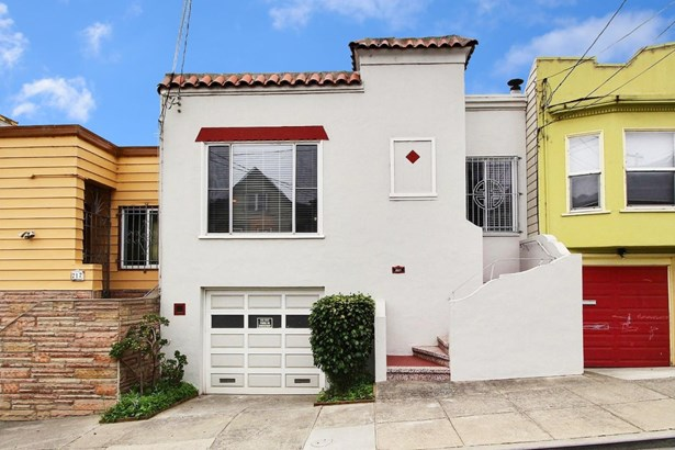 221 Surrey Street, San Francisco, CA - USA (photo 1)