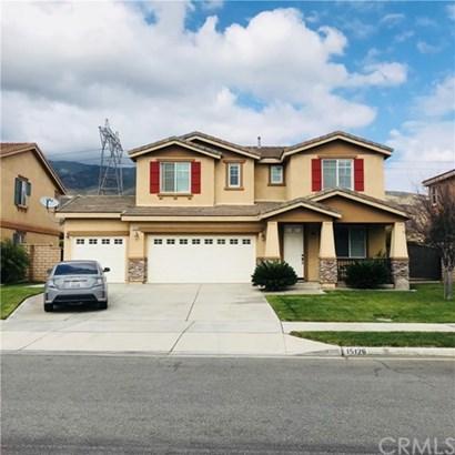 15126 Fox Ridge Drive, Fontana, CA - USA (photo 1)