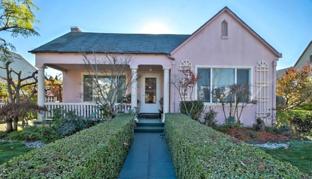 961 Chula Vista Avenue, Burlingame, CA - USA (photo 1)
