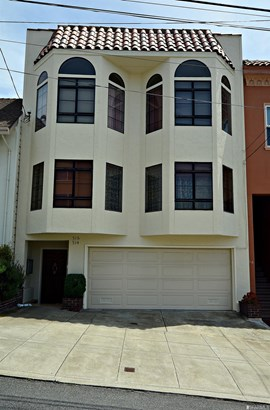 514 516 41st Avenue, San Francisco, CA - USA (photo 1)