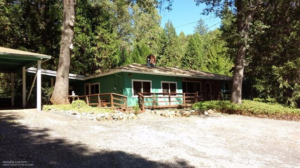 11484 Upper Pine Hill Drive, Grass Valley, CA - USA (photo 1)