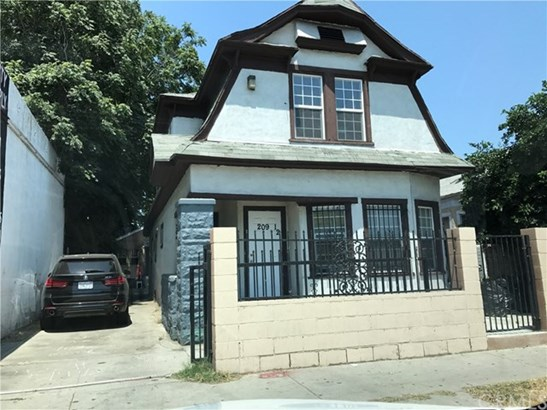 207 E Vernon Avenue, Los Angeles, CA - USA (photo 1)
