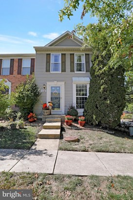 Colonial, End Of Row/Townhouse - LAUREL, MD