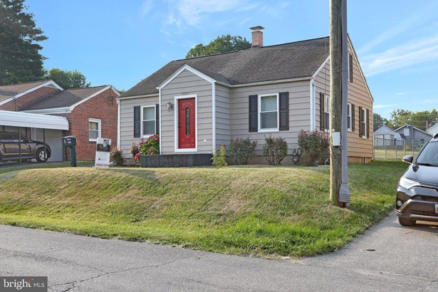 Bungalow, Detached - HAGERSTOWN, MD