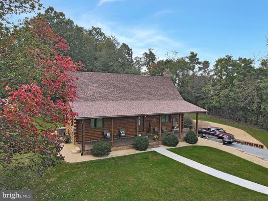 Cabin/Lodge,Log Home, Detached - BOONSBORO, MD