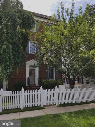 Colonial, End Of Row/Townhouse - GAITHERSBURG, MD