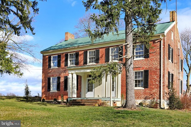 Detached, Colonial,Federal - BOONSBORO, MD
