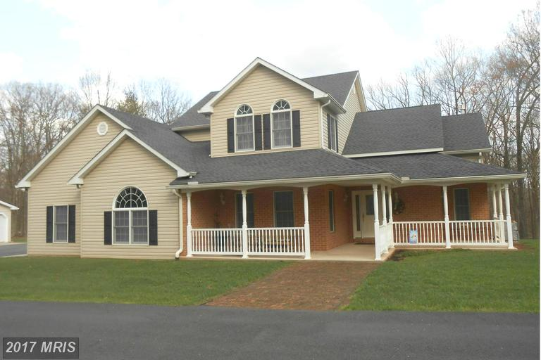 Colonial, Detached - WARFORDSBURG, PA (photo 1)