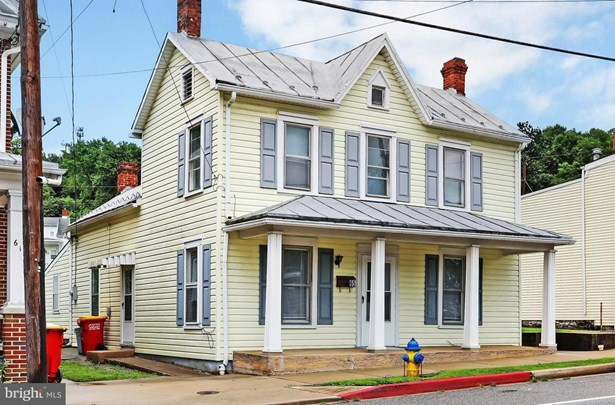 Colonial, Detached - BOONSBORO, MD