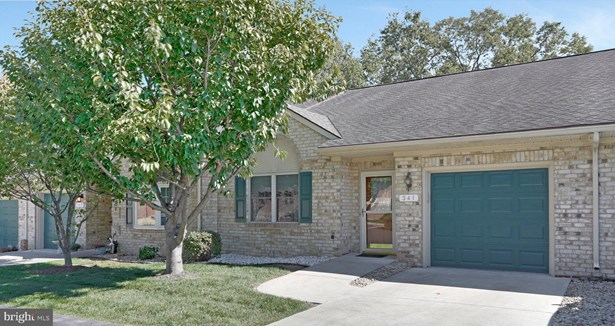 Contemporary, Interior Row/Townhouse - HAGERSTOWN, MD