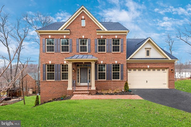 Traditional, Detached - NEW MARKET, MD (photo 1)