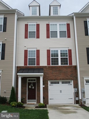 Row/Townhouse, Colonial - THURMONT, MD