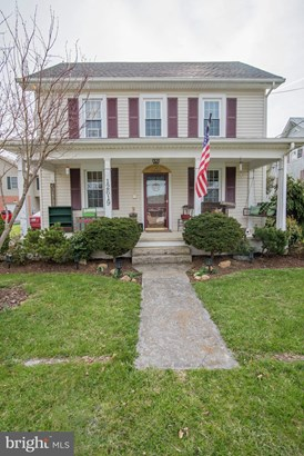 Colonial, Detached - SMITHSBURG, MD