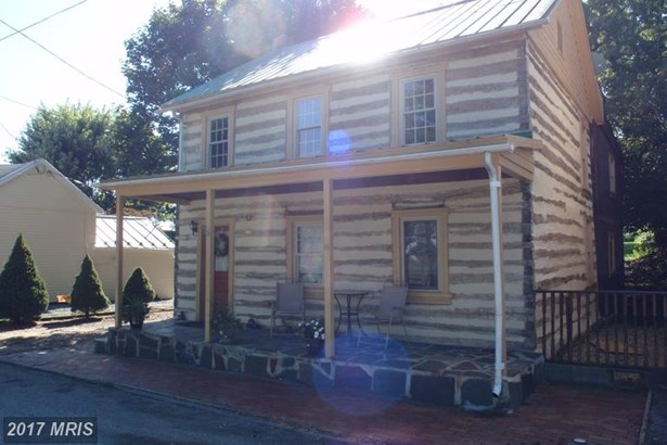 Detached, Log Home - SHARPSBURG, MD (photo 1)