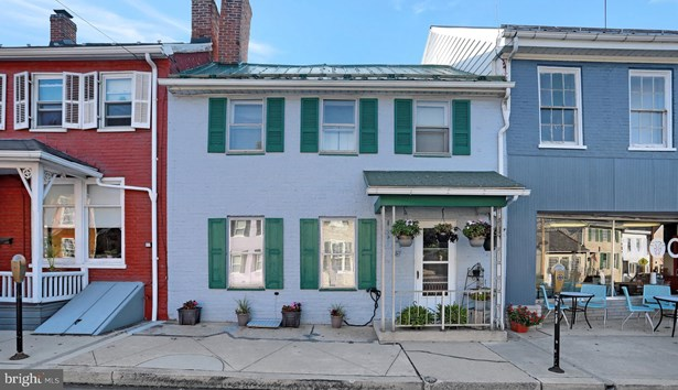 Twin/Semi-detached, Colonial - MERCERSBURG, PA