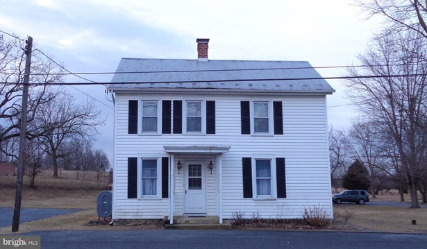 Farmhouse/National Folk, Detached - CLEAR SPRING, MD (photo 1)