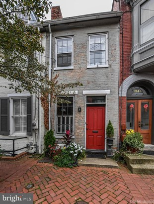 Colonial, Interior Row/Townhouse - FREDERICK, MD