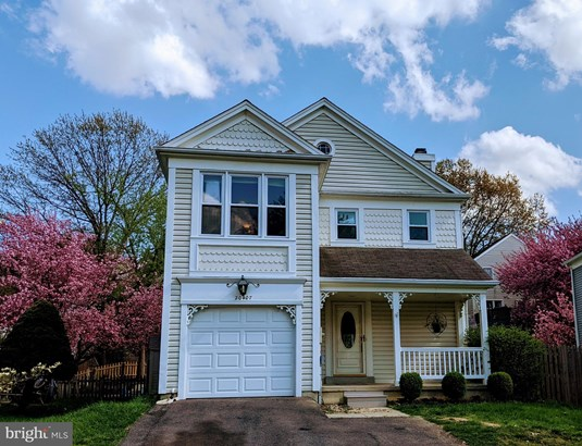 Colonial, Detached - GERMANTOWN, MD