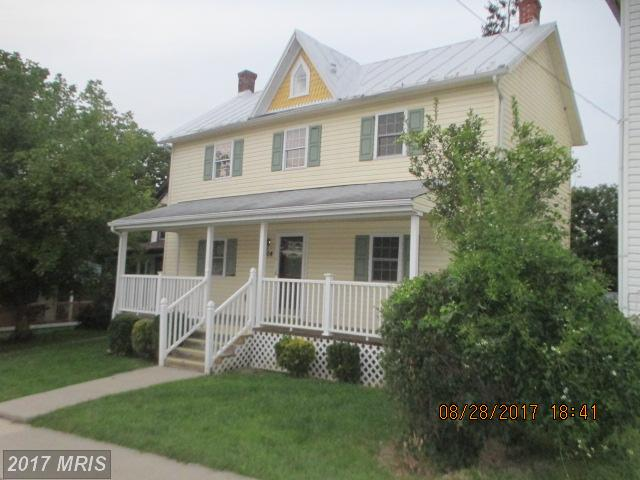 Colonial, Detached - HANCOCK, MD (photo 1)