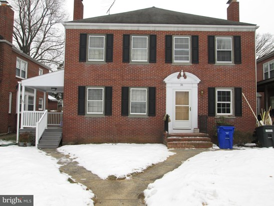 Residential Lease, Colonial - HAGERSTOWN, MD