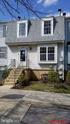 Row/Townhouse, Colonial - DAMASCUS, MD (photo 1)