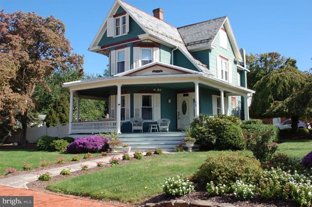 Victorian, Detached - SMITHSBURG, MD