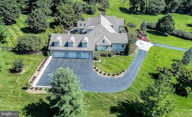 French Country, Single Family Residence - IJAMSVILLE, MD (photo 3)